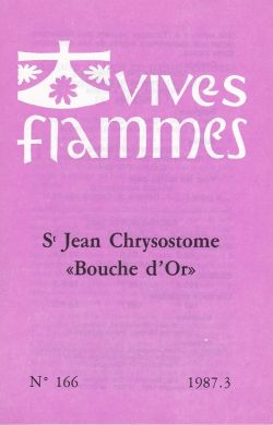 St Jean Chrysostome- Bouche d'or (n°166)