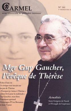 Mgr Guy Gaucher, l'évêque de Thérèse (n°161)