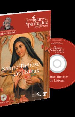 Sainte Thérèse de Lisieux - Livre+CD