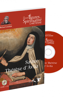 Sainte Thérèse d'Avila - Livre+CD