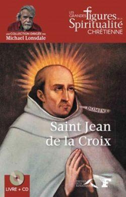 Saint Jean de la Croix - Livre+CD