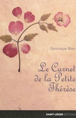 Le carnet de la Petite Thérèse