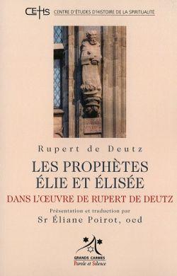 Les prophètes Élie et Élisée