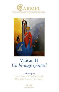 Vatican II : un héritage spirituel (n°118)