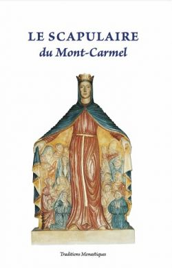 Le scapulaire du Mont-Carmel
