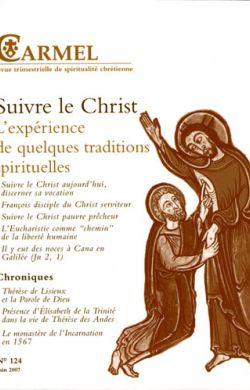 Suivre le Christ (n°124)