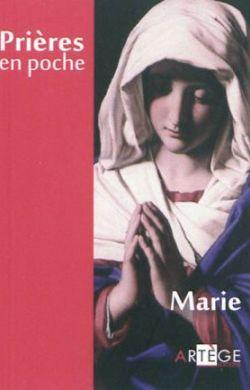 Prière en poche - Marie