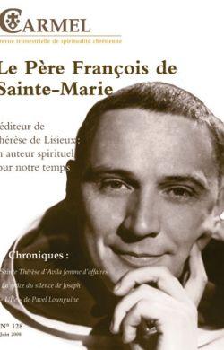 Le Père François de Sainte-Marie (n°128)