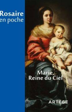 Rosaire en poche - Marie Reine du ciel