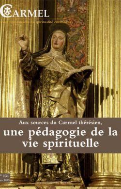 Une pédagogie de la vie spirituelle (n°131)