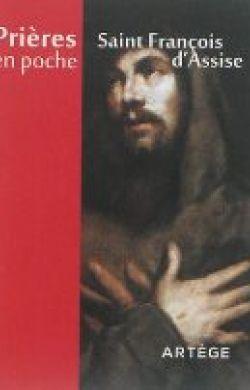 Prières en poche-François d'Assise