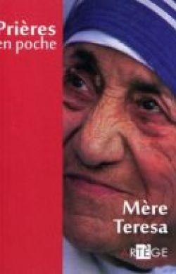 Prières en poche-Mère Teresa