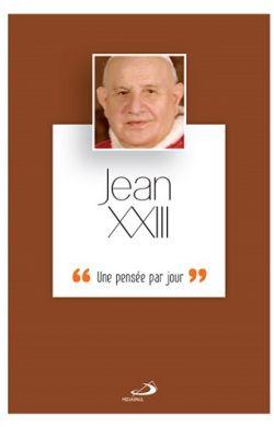 Une pensée par jour-Jean XXIII