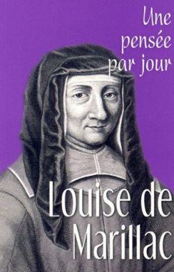 Une pensée par jour-Louise de Marillac