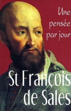 Une pensée par jour-François de Sales