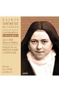 CD Sainte Thérèse de Lisieux Correspondance V1