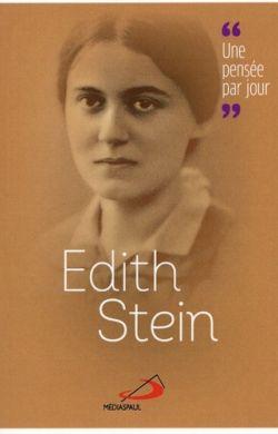 Edith Stein - Une pensée par jour