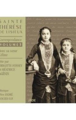 CD Sainte Thérèse de Lisieux Correspondance V3