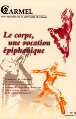 Le corps, une vocation épiphanique (n°149)