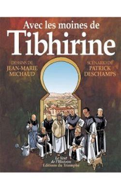 BD- La vie des moines de Tibhirine