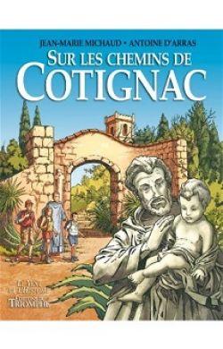 BD- Sur les chemins de Cotignac