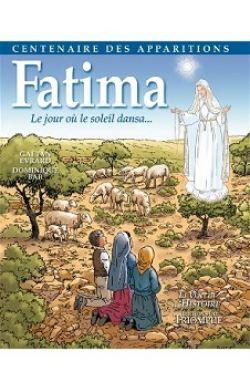 BD- Fatima - Le jour où le soleil dansa