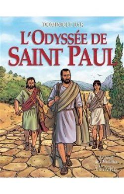 BD- L'Odyssée de saint Paul
