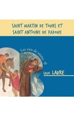 Saint Martin de Tours et saint Antoine de Padoue