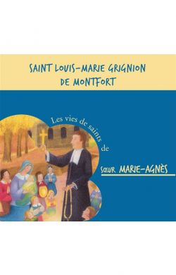 Saint LM Grignion de Montfort