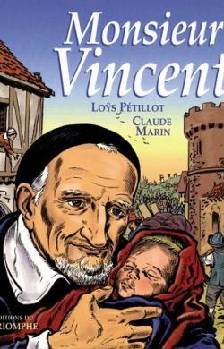 BD- Monsieur Vincent