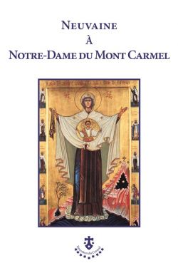 Neuvaine à Notre-Dame du Mont Carmel