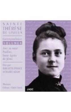 CD Sainte Thérèse de Lisieux Correspondance V4