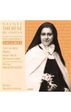 CD Sainte Thérèse de Lisieux Correspondance V5