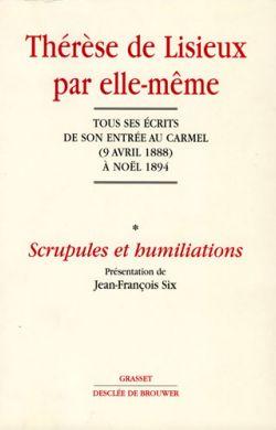 Thérèse de Lisieux par elle-même (T1)