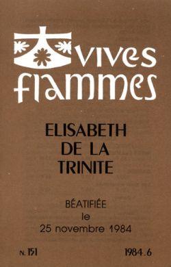 Élisabeth de la Trinité (n°151)
