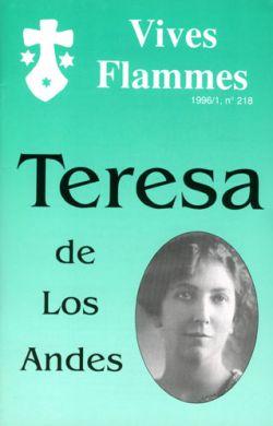 Teresa de Los Andes (n°218)