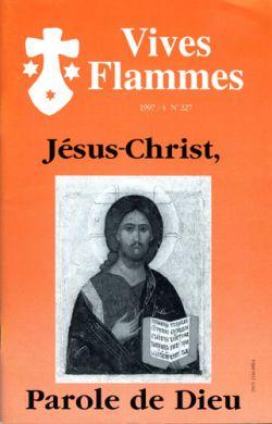 Jésus-Christ, Parole de Dieu (n°227)