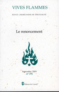 Le renoncement (n°276)