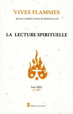 La lecture spirituelle (n°287)