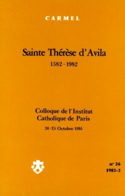 Sainte Thérèse d'Avila (n°26)