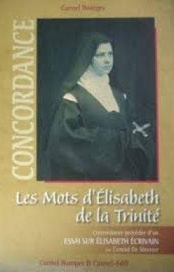 Les mots d'Élisabeth de la Trinité