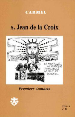 St Jean de la Croix - Premiers contacts (n°59)