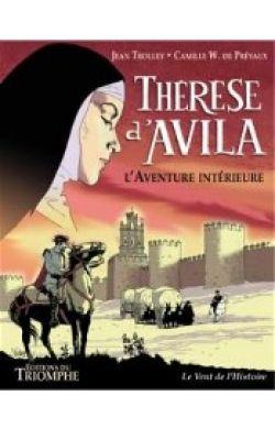 BD - Thérèse d'Avila, l'aventure intérieure