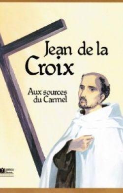 BD - Jean de la Croix  - Aux sources du Carmel